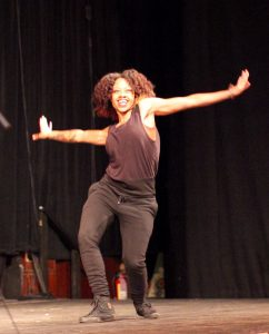 Amber Julian, Dance Instructor and Choreographer