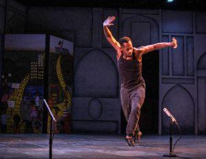 ArVejon Jones, Dance Instructor and Choreographer