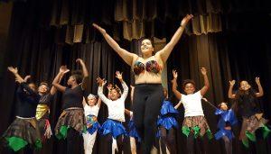 Jessica Recinos, Dance Instructor and Choreographer