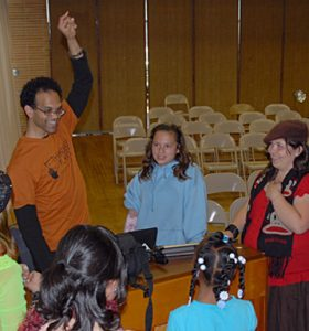 Michael Mohammed Music Director and Movement Instructor